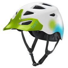 Bern prescott Femmes Vtt Cyclisme Casque XS-S M-L Boa Satin Blanc