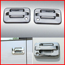 For 04-11 Ford F150 Chrome 2 Door Handle Covers Bezel 2K/Hs