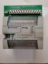 Allen Bradley 1762 L24bwa Micrologix 1200 Controller