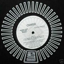 "R&B/Soul Promo 12"" Single Records"