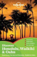 Lonely Planet Discover Honolulu, Waikiki & Oahu (T