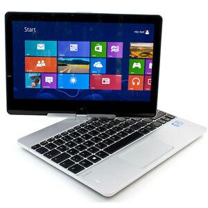 PC NOTEBOOK PORTATILE RICONDIZIONATO HP REVOLVE 810 G3 i7 RAM 12GB SSD 256 TOUCH