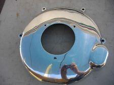 Stellings style cast aluminum flywheel cover bbc Chevrolet v-drive jet boat