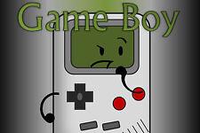 Encadrée Imprimer-Nintendo Game Boy (Photo Poster old school retro gaming art)
