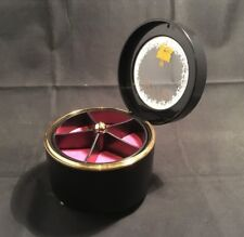"""Jewellery Music Box – Round with """"Unchained Melody""""  Music"""