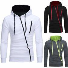 Sweats et vestes à capuches coton sans marque pour homme