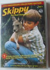 SKIPPY THE BUSH KANGAROO - VOL 1 australia COLLECTORS EDITION tony bonner 1960's