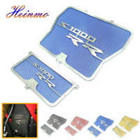 Radiator Guard Grill Oil Cooler Cover Protector For BMW S1000XR S1000RR HP4 Blue