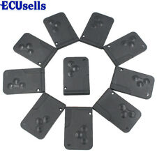 10PCS*Smart card key 3 button 434MHZ 7926ATT for Renault Megane Scenic 2003-2008