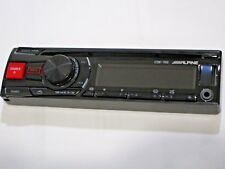 New listing Alpine Cde-150 Faceplate Face Plate Oem New
