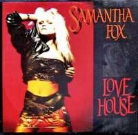 """Samantha Fox - Love House (12"""") Vinyl Schallplatte 108514"""