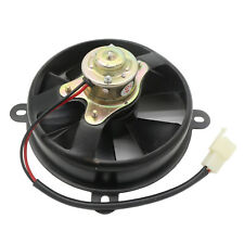 1xThermo Radiator Cooling Electric Fan For Trial Dirt Bike ATV Quad Buggy 12V 6