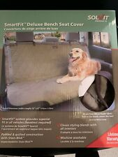 Smartfit Deluxe Bench Seat Cover for Pets
