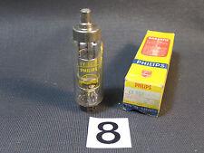 PHILIPS/EY802 (8)vintage valve tube amplifier/NOS