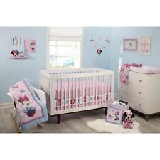 Disney Minnie Mouse Happy Day 4-Piece Crib Bedding Set