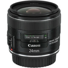 New Canon EF 24mm f/2.8 IS USM Lens