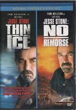 Jesse Stone Thin Ice / No Remorse (DVD 2 disc) BRAND NEW FREE SHIP