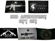 3x5 ft Wholesale Lot Come and Take It Molon Labe 2nd Amendment Flags Flag 3'x5'