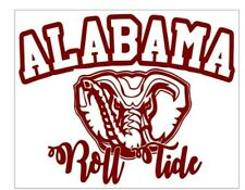 STATE OF ALABAMA  8 X 10 VINYL CAR TRUCK WINDOW DECAL STICKERS