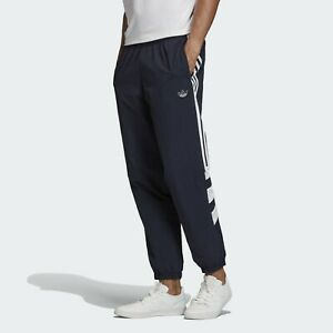 NWT adidas balanta track pants navy blue size L