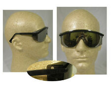 Uvex Astrospec 3000 Safety Glasses - Black Frame with Mirror Lens