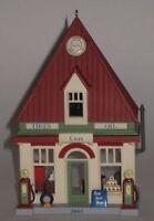 Hallmark Keepsake Ornament Service Station #18 Nostalgic Houses & Shops 2001