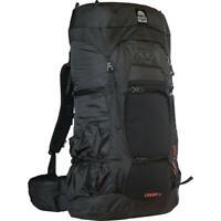 Granite Gear Crown2 60L Backpack Men's Black/Red Rock Regular Torso