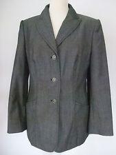 Strukturierte hüftlange Damen-Anzüge & -Kombinationen mit Jacket/Blazer