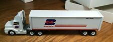 Winross International 4000 BN America  (White) Tractor/TOFC Trailer 1/64