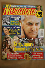 Nostalgia 2/2016 - Violetta Villas, Bruce Lee, Andrzej Zaucha, Hanna Skarżanka