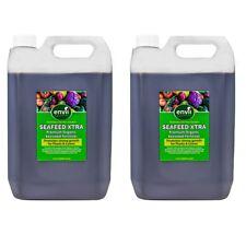Envii SeaFeed Xtra - Organic Liquid Seaweed Fertiliser Improves Plant Growth 10L