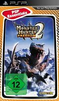 Monster Hunter: Freedom 2 [Essentials] Sony PlayStation Portable (PSP)