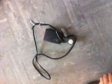 FIAT 500 202 POP DRIVER FRONT SEAT BELT ANCHOR