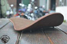 SOLO SEAT Bobber asiento talla L CHASIS RÍGIDO CUSTOM CHOPPER HARLEY SOFTAIL