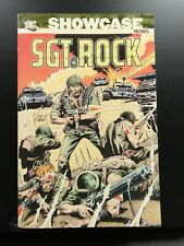 Showcase Presents Sgt. Rock Volume 2 SC (DC Comics 2008 First Printing)