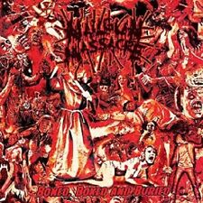 "Nailgun Massacre ""Boned, Boxed and Buried"" CD [HORROR GORE DEATH FROM HOLLAND]"