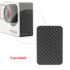 For GoPro Hero 4 Camera Replacement USB Side Door Protective Cover 2pcs/lot