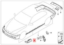 Genuine Brake Air Duct Front Left BMW E46 316Ci 318Ci 320Cd 320Ci 51717893129