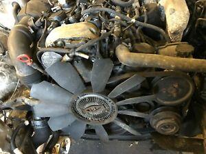 Mercedes E320 W210 Diesel engine 6 cylinder - complete £500