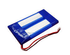 7.4 V  Li-polymer rechargeable Battery 3-wire connector 1300mAh 655095  for DVD