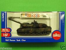 1:87 Siku Super 1867 Panzer Blitzversand per DHL-Paket