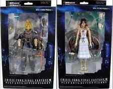 Final Fantasy VII CRISIS CORE - Cloud and Aerith Figurine Bundle