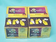 Panini Euro Em 2012 2 x display/200 pochettes Pologne Ukraine