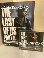 "The Last of Us Part II 2 Ellie Statue 8"" Machete Figure Polyresin Statuette COA"