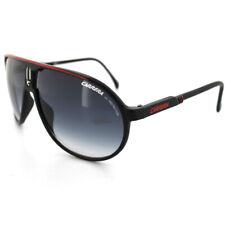 Carrera Sunglasses Champion CDU Black Red Grey Gradient