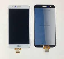 Neu Original Lg K10 2017 M250 Touchscreen Digitizer LCD Anzeige Montage Weiß
