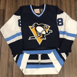 Mitchell & Ness Authentic Pittsburgh Penguins Dave Schultz Vintage NHL Jersey 52