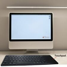 Ultra-thin Wireless Mini Keyboard with Touchpad+USB Receiver for PC Smart TV YR