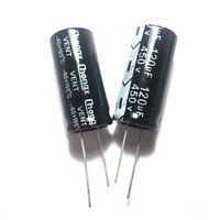 5pcs 680uf 35v Rubycon Radial Electrolytic Capacitors 10x24mm ZLH 35v680uf