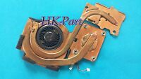 Original fan fit IBM Lenovo Thinkpad T61 T61P R61 R61I cpu fan heatsink 42w2460